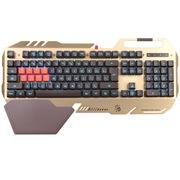 双飞燕 B418 血手幽灵 8机械光轴 游戏键盘