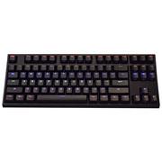 凯酷 87 LED 荣耀2代 黑色 混光背光机械键盘 游戏键盘 黑轴