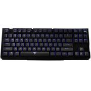 iNSIST Fortress G55 机械式游戏键盘 87键黑色(cherry樱桃红轴)