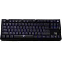 iNSIST Fortress G55 机械式游戏键盘 87键黑色(cherry樱桃红轴)产品图片主图