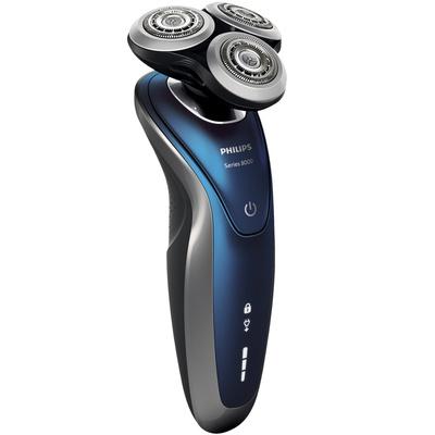 飞利浦 S8980/12 V型切剃系统 干湿两用剃须刀产品图片3