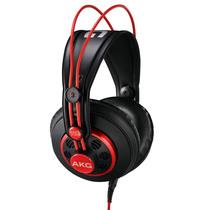 爱科技AKG K240R Studio 半开放式专业监听头戴式耳机 红色限量版产品图片主图