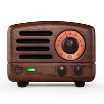 猫王 小王子胡桃木标准版便携蓝牙收音机音箱产品图片主图