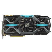 索泰 GeForce GTX1080-8GD5X 玩家力量至尊 1721-1860MHz/10210MHz 8G/256bit GDDR5X PCI-E显卡产品图片主图