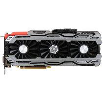 映众 GTX1080 X4冰龙超级版 ICHILL 1873MHz/10.4Gbps 8GB/256Bit GDDR5X PCI-E显卡产品图片主图