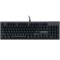 GEEZER GS2征服者 全彩背光游戏机械键盘黑色 青轴产品图片1