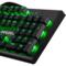 GEEZER GS2征服者 全彩背光游戏机械键盘黑色 青轴产品图片4