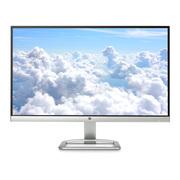 惠普 23ER 23英寸纤薄 IPS FHD 防眩光 178度广可视角度 LED背光液晶显示器(白色)
