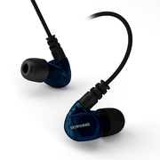 舒跑 G10升级版 强劲重低音 入耳式耳机 行走的低音炮 蓝色