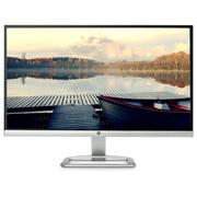 惠普 25ES 25英寸纤薄 IPS FHD 防眩光 178度广视角 色彩增强 LED背光液晶显示器(黑色)