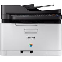 三星 SL-C480FW 彩色激光多功能一体机 (打印 复印 扫描 传真)产品图片主图
