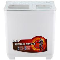 威力 XPB95-9518BS(白水晶)9.5公斤 半自动双缸洗衣机 双电机双动力产品图片主图
