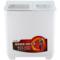 威力 XPB95-9518BS(白水晶)9.5公斤 半自动双缸洗衣机 双电机双动力产品图片1