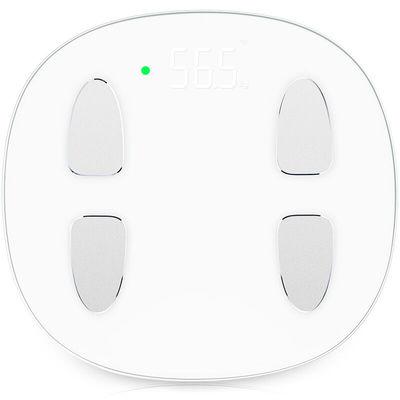 乐心 S5 智能体脂秤 电子秤 体重秤 智能WiFi数据传输 LS210-F1(白色)产品图片1
