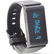Pulse O2 运动智能跟踪手环 睡眠追踪 心率计 计步器 黑色