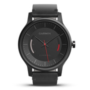 佳明 手表 vivomove 智能电子男表睡眠临测经典黑