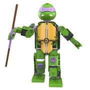 Game Robo 优必选忍者龟-多纳泰罗智能积木机器人电动遥控拼装玩具