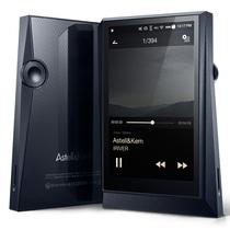艾利和 Astell&Kern AK300 64G HIFI无损音乐播放器 MP3便携播放器 DSD播放平衡输出 午夜黑产品图片主图