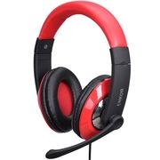 恩科 EP100 头戴式立体声重低音电脑游戏耳机耳麦线控通话