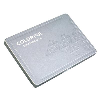 七彩虹 SL300 120GB  SATA3 SSD固态硬盘产品图片3