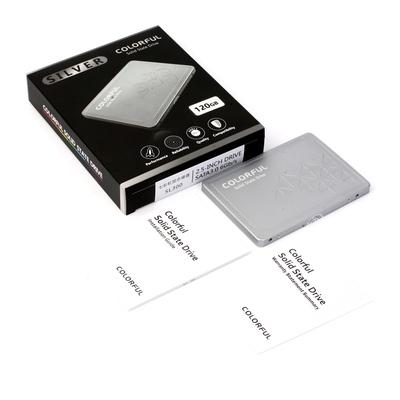 七彩虹 SL300 120GB  SATA3 SSD固态硬盘产品图片5