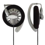 高斯 KSC75 便携耳挂式耳机 银白色