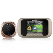 移康智能(eques) R01PH 猫眼监控摄像头 夜视防盗 门铃可视对讲 智能门铃猫眼 移动侦测