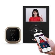 移康智能(eques) A19 电子猫眼 手机监控 远程WIFI 门禁可视 电子门铃视频