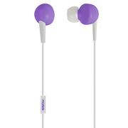 高斯 KEB6iV 时尚入耳式耳塞 带麦 紫色