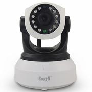 易视眼 192百万高清网络摄像头 手机远程监控 wifi直连插卡录像摄像头 720P夜视高清