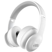 JBL V300BT 头戴贴耳式无线蓝牙耳机/音乐耳机 白色 支持音乐分享功能