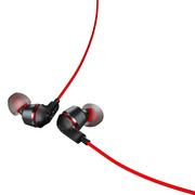努比亚 入耳式圈铁耳机 三键线控 双发声单元