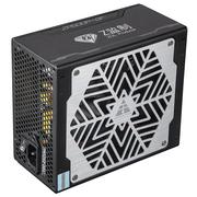 金河田 白金牌500W电源 (14CM静音风扇/80PLUS白金牌/主动式/智能温控/背线)