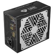 金河田 白金牌600W模组电源 (14CM静音风扇/80PLUS白金牌/主动式/智能温控/背线)