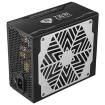 金河田 白金牌600W模组电源 (14CM静音风扇/80PLUS白金牌/主动式/智能温控/背线)产品图片主图