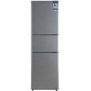 澳柯玛 BCD-216MSHA 216升 三门冰箱 节能保鲜(灰)