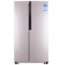 澳柯玛 BCD-560WDH 560升 对开门冰箱 风冷保鲜 智能控制(金)产品图片主图