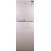 澳柯玛 BCD-268WMG 268升 三门冰箱 风冷保鲜 智能温控(金)