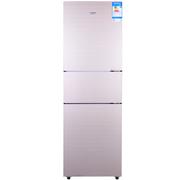 澳柯玛 BCD-239MYG 239升 三门冰箱 节能保鲜(金)