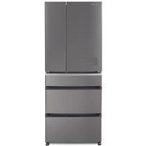 松下 NR-E531TG-S 变频风冷无霜 节能导航 多门冰箱(深丝银)产品图片主图