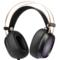 第一印象 G20高保真头戴式监听级电竞游戏耳机 有麦带七彩灯光 黑色产品图片1