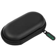 QCY QBOX蓝牙耳机收纳盒 便携收纳包 多功能收纳盒 耳机收纳 数据线包 黑色