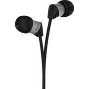 爱科技AKG Y23 立体声音乐耳机 超轻超小设计 兼容苹果安卓 黑色