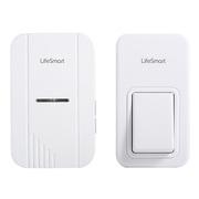 LifeSmart 智能家居 无线自发电远距离门铃老人呼叫器一拖一即插即用