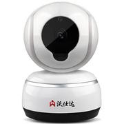 沃仕达 WSD-V110 无线监控摄像头 插卡网络摄像机wifi监控头 智能家居720P百万高清