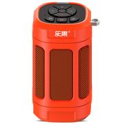 乐果 F5mini无线蓝牙音箱自行单车山地车骑行音响户外运动低音炮  果橙色