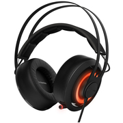 赛睿 西伯利亚 650 耳机 黑色