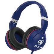 斯酷凯蒂 骷髅头 Hesh 世界杯纪念版 头戴式手机通话耳机 法国蓝