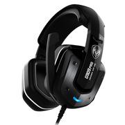 硕美科 G909pro 头戴式 游戏耳机 电竞耳麦 带线控 被动降噪 重低音