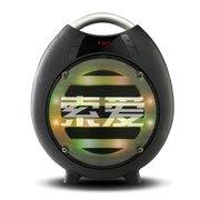 索爱 SA-T3户外广场舞音响蓝牙音箱 便携式手提插卡大功率低音炮扩音器